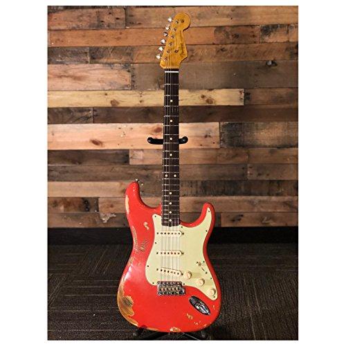 (Fender 60s Heavy Relic/Compound Radius Custom Shop Stratocaster w/Case)