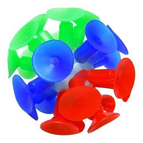 Rhode Island Novelty Suction Ball - 2 inch -