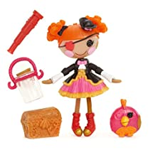 Lalaloopsy Mini Peggy Seven Seas Doll