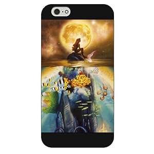 "UniqueBox Customized Disney Series Case for iPhone 6+ Plus 5.5"", The Little Mermaid iPhone 6 Plus 5.5 Kimberly Kurzendoerfer"