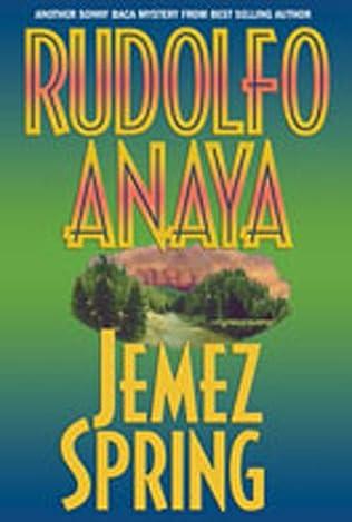 book cover of Jemez Spring