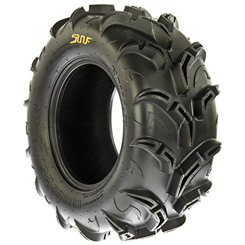 SunF Warrior AT-Mud & Trail ATV/UTV Off-Road Tires (26x9-12 Front & 26x11-12 Rear) , 6 PR (Full Set of 4)|A048 by SunF (Image #7)