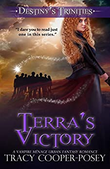 Terra's Victory (Destiny's Trinities Book 7) by [Cooper-Posey, Tracy]