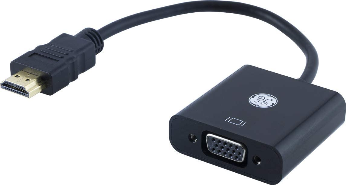 ZQ House 20cm Full HD 1080P VGA Male to HDMI Female Converter Adapter Cable with Audio Cable /& USB Cable Durable