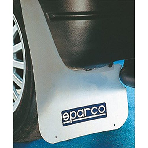 Sparco S03791 (Stock Last) White Flaps