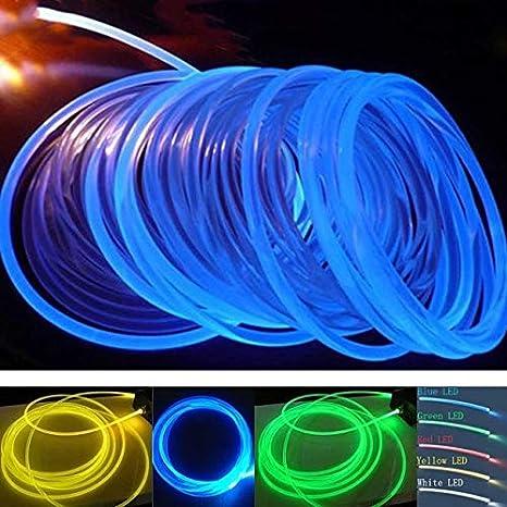 Light Conductor Light Cable Side Glow 4 Mm Diameter Flexible Waterproof Diy Isl4 5 M Küche Haushalt