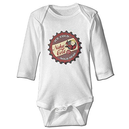 Price comparison product image Nuka Cola Fallout 3 4 Baby Bodysuit Bodysuits