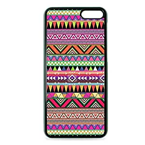 Case Fun Case Fun Multcoloured Aztec Pattern Snap-on Hard Back Case Cover for Amazon Fire Phone