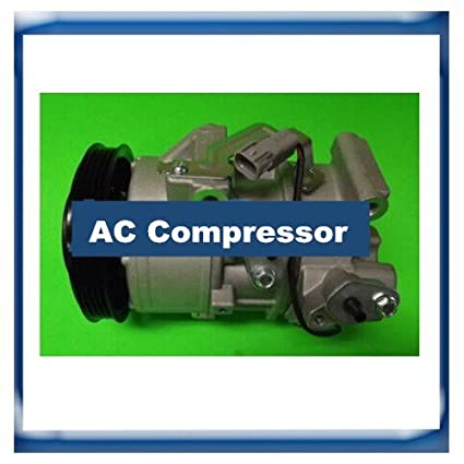Amazon.com: GOWE AC Compressor for Denso 5SE11C Auto AC Compressor Toyota Yaris 883105248 88310-5248 88310-52481 88310-52481: Home Improvement