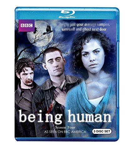 Blu-ray : Being Human: Season Four (Full Frame, Remastered, Digipack Packaging, 3 Pack, )
