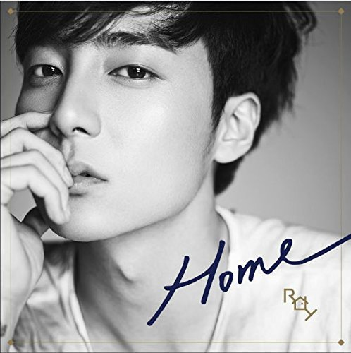 CD : Roy Kim - Home 2 (Asia - Import)