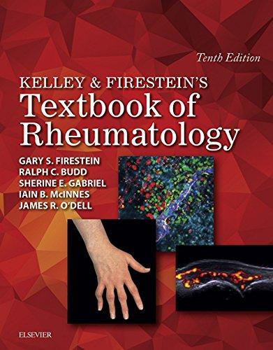 Kelley and Firestein's Textbook of Rheumatology E-Book (Kelleys Textbbok of ()