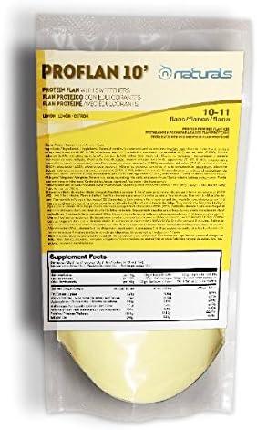 Perfect Nutrition Naturals Pro Flan 10´, Suplemento para ...