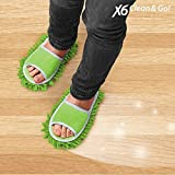 X6 Clean & Go - Microfiber Pair House Floor