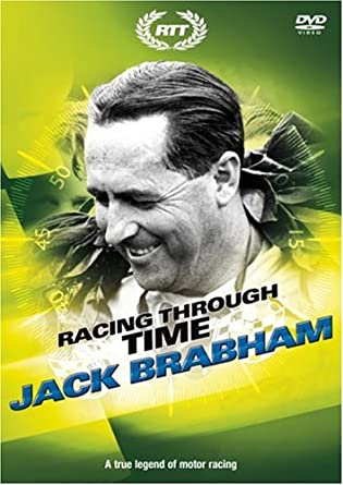Racing Through Time - The Jack Brabham Story 2008 DVD: Amazon co uk