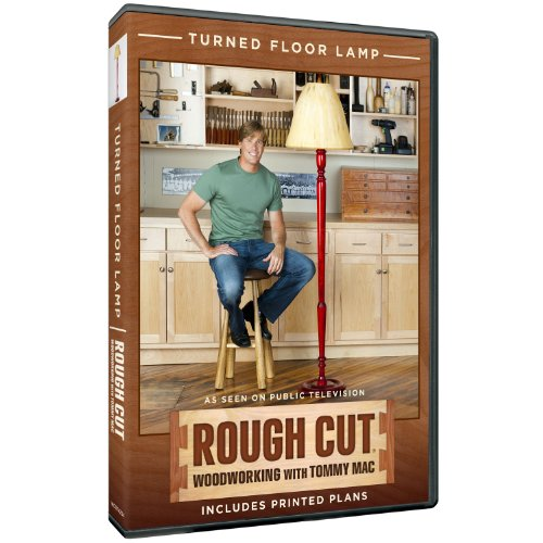 Price comparison product image Rough Cut - Woodworking Tommy Mac: Turned Tall