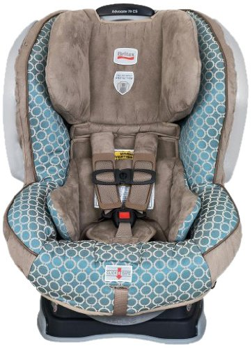 Amazon.com: Britax Advocate 70 CS Convertible Car Seat, Serene ...