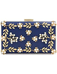 Women Clutches Pearls Evening Bag Clutch Purse Bags