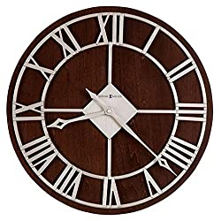Howard Miller 625-496 Prichard Wall Clock