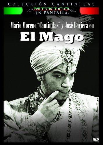 El Mago (Full Frame, Black & White)