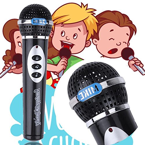 GreenSun TM Children Girls Boys Microphone Toy KTV Music Microphone Singing Kid Funny Gift Music Player Toy