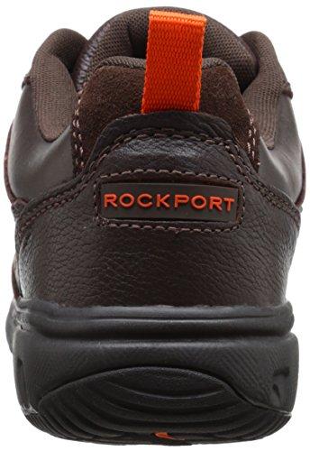 Lavoro Rockport Mens Bel Giro Rk6150 Scarpa Lavoro Marrone