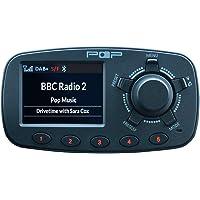 POPyourCAR 3.0 - DAB+ Radio with Bluetooth, Handsfree,Traffic Announcements
