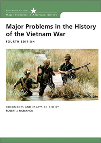 Research paper on the Vietnam war help?