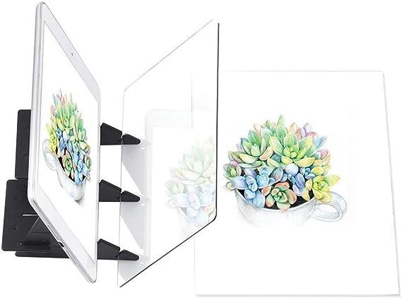 ポータブル光学トレースボードコピーパッドパネル ペン&タッチ マンガ・イラスト制作用モデル