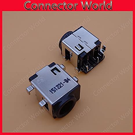 Original New DC Power Port Jack Socket and Cable Wire For Samsung NP530U3B