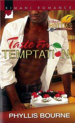 book cover of Taste for Temptation