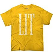 Brisco Brands LIT Lumiere Disney Shirt | Beauty Beast Funny Gift Idea Belle T-Shirt Tee