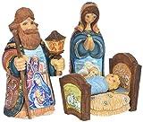 G. Debrekht Holy Family Figurine (Set of 3)