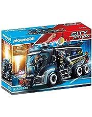 Playmobil 9360 - SEK-truck met licht en geluidsspel