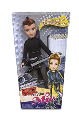 Bratz Bratz On The Mic Boyz Doll Thad by Bratz