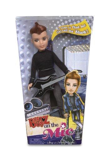 Bratz Bratz On The Mic Boyz Doll Thad, Baby & Kids Zone