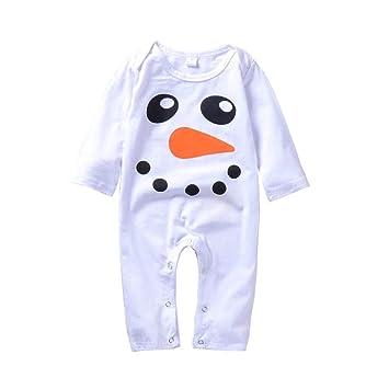 e3bc3d0e6a61 Amazon.com  Newborn Baby Boys Girls Jumpsuit