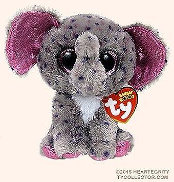 4024e37098e New TY Beanie Boos SPECKS the Spreckled Elephant (Glitter Eyes) (Regular  Size -
