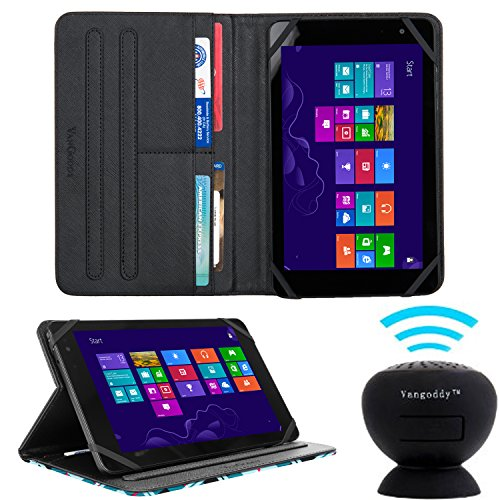 M770 Series - Executive Folio & Bluetooth Speaker For iView Suprapad 7 / iView 8 / CyberPad / Kocaso W Series 8 / M Series 7 / K Series 7.9 / iRola 7-inch Tablet