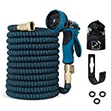 Best Hose 100 Feet Extra Durables - Expandable Garden Hose 100 ft, All New 2018 Review
