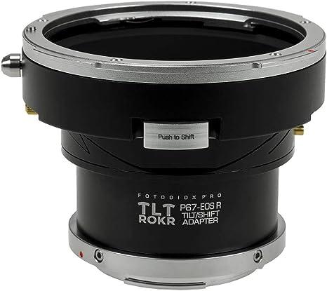 Fotodiox Pro TLT ROKR - Adaptador para Objetivos de cámara réflex ...