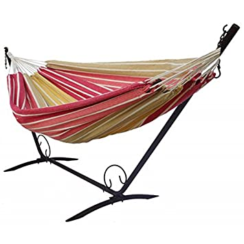 Hammock Relaxation Support Hamac Simple Amazoncouk Garden