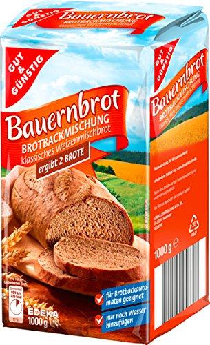 Gut und Guenstig - Bauernbrot Brotbackmischung (Bread Mix)