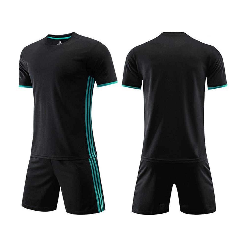 BoFlision Conjunto de Camisetas de fútbol Uniformes Hombres/Niños ...