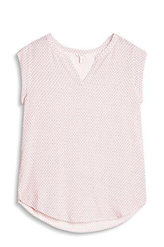 ESPRIT 997ee1f802, Blusa para Mujer Rosa (Light Pink)