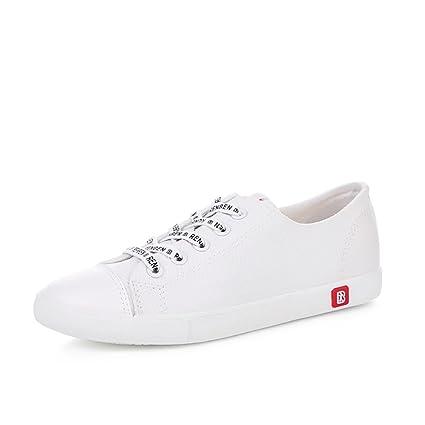 f1b768c4a8254 Skateboarding Color : Black, Size : 39 Tsing Yi Fashion Casual Lace ...