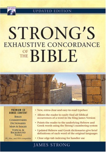 Strong's Exhaustive Concordance Of The ()