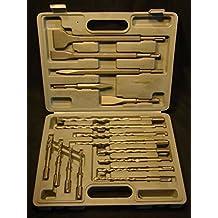 Generic YC-US2-160606-35 <8&3668*1> lwaukeession Drill Percussion Drill SDS Masonary Bits Kit Set fit Rotary Hammer Dewalt Milwaukee SDS Masonar