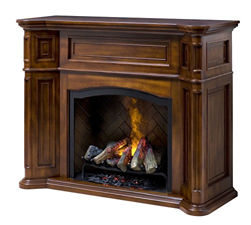 "Dimplex GDS29-1262BW Thompson Opti-Myst Exciting Fireplace with Heat, 11"" x 12"""