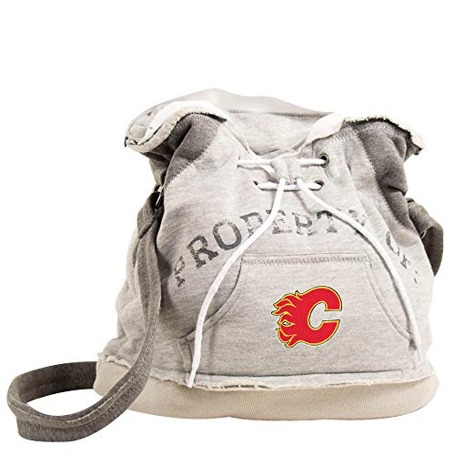 NHL Calgary Flames Hoodie Duffel